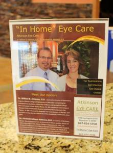 in home eye care in Algonquin, IL